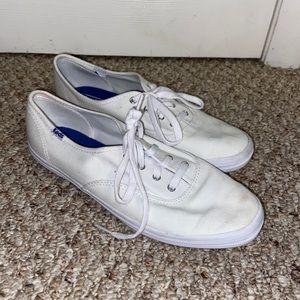 White Keds Size 8.5